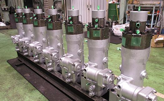 燃料弁 燃料ポンプ